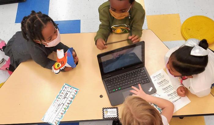 focus school software dcps