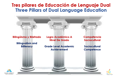 3 pillars of dle