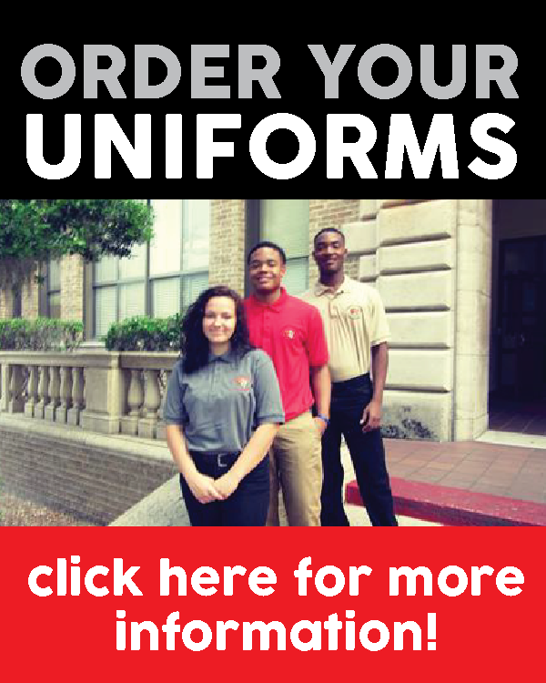 Order Your Uniforms