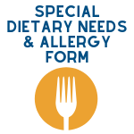 Dietary and Allergy Form
