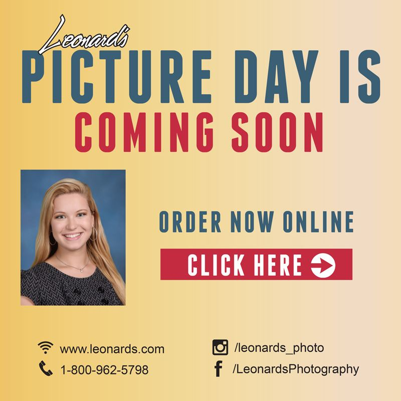Spring Picture Day is Coming!