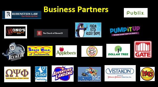 We can't thank our wonderful business partners enough for all they do for our school!
