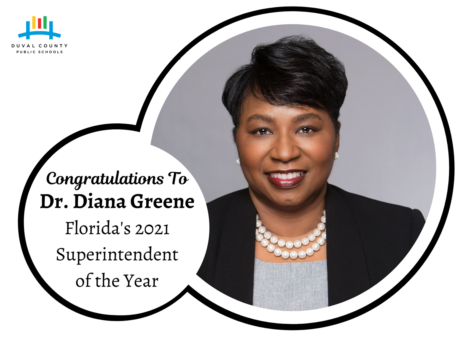 Florida's 2021 Superintendent of the Year: Dr. Diana Greene