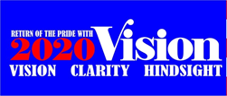Return of the Pride With 2020 Vision