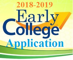 Early College Application