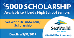 Sea World Scholarship
