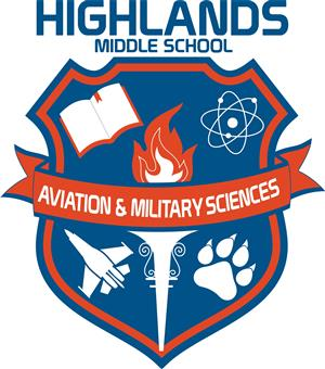 Highlands Middle School Aviation and Military Sciences