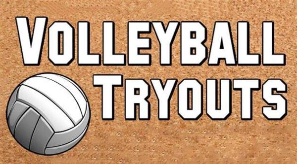 Volleyball Tryouts Coming Up!! Information Meeting on Monday, August 20th.