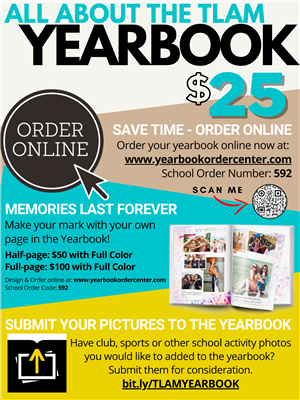 Yearbook Sales