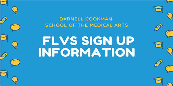 FLVS SIGN UP INFORMATION