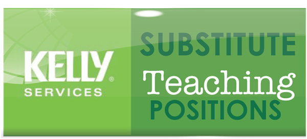 kelly substitute teaching positions