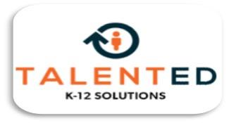 Talent Ed K-12 Solutions Button