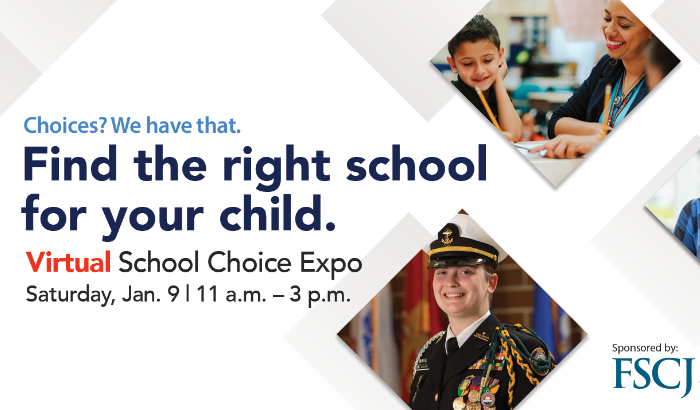 Sneak peek of virtual School Choice Expo