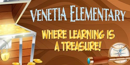 Venetia Elementary Where Learning Is A Treasure!