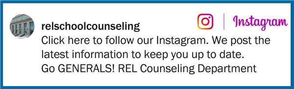 REL Counseling Instagram