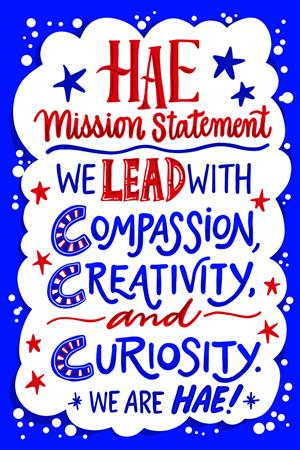 HAE Mission Statement