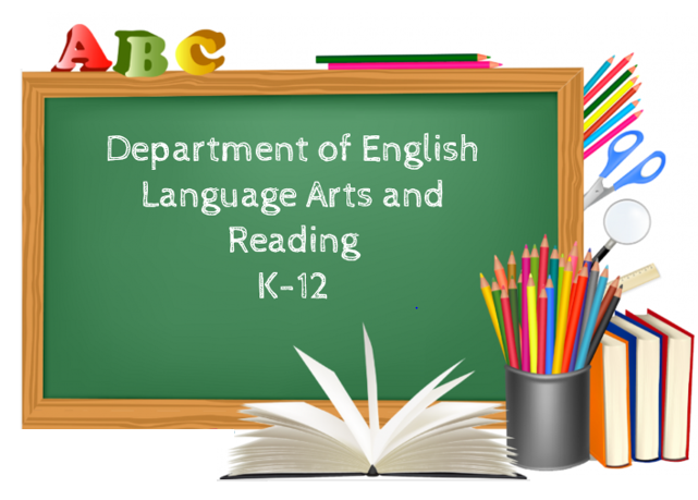 English Language Arts Header