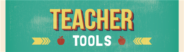 teacher tools header