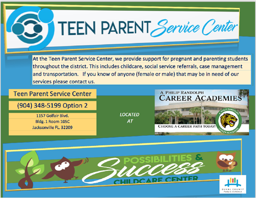 Teenage Parent Programs