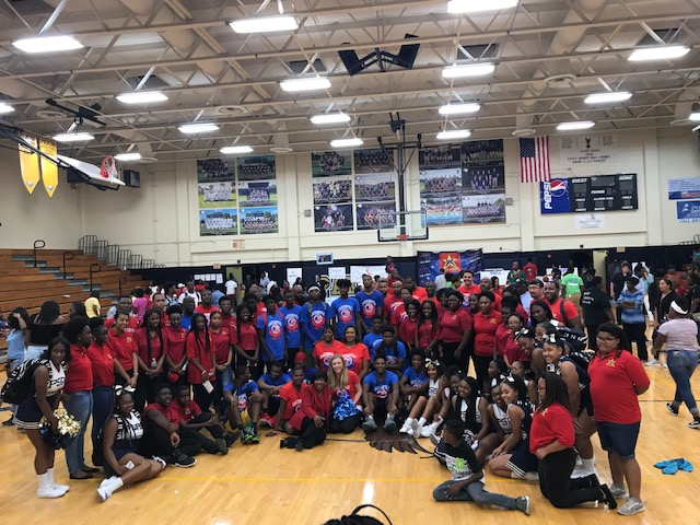 Nutrition Program Partners with I'm A Star Foundation to Sponsor Charity Basketball Game