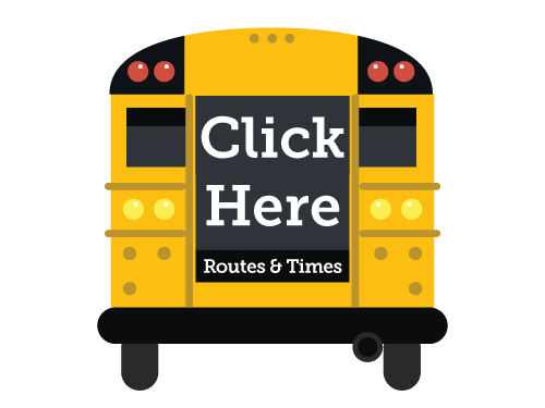 click here button for routes and times