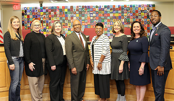 New Board Members Picture