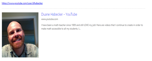 Math Videos