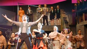DA students perform in Urinetown