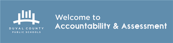 welcome to accountability and assessment