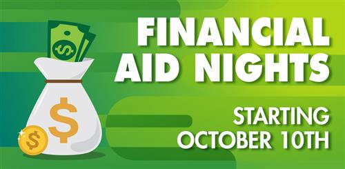 financial aid nights