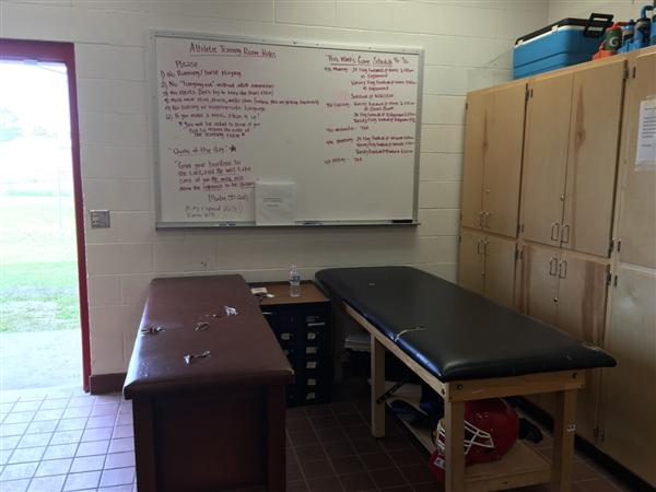 Athletic Training Room 1