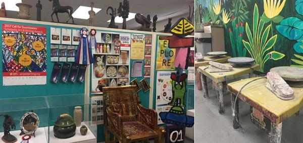 Visual and Performing Arts / Art Resource Center