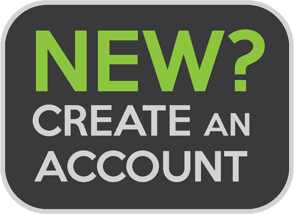 New Create an Account Button