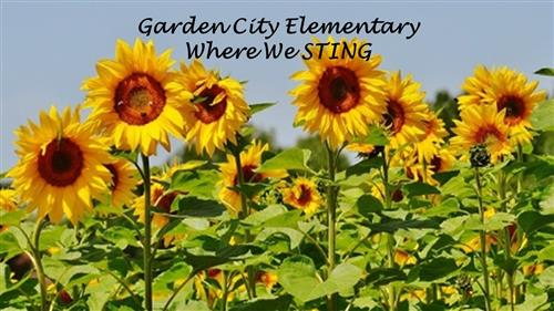 Garden City Elementary Where we Sting