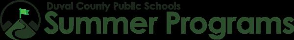 Duval County Public Schools Summer Programs