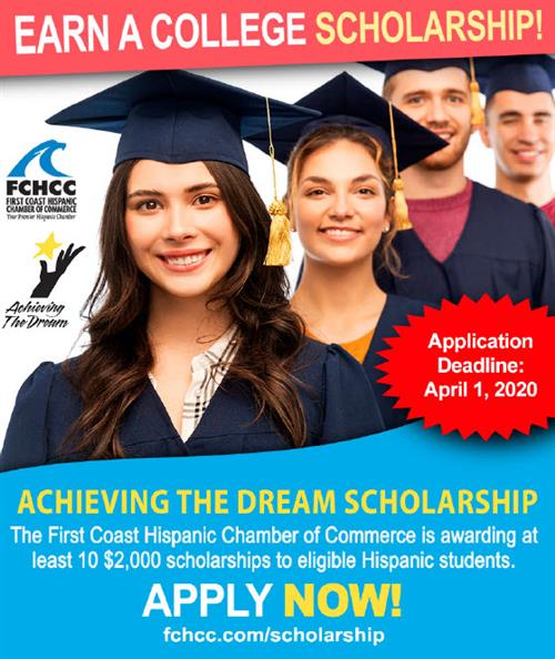 Achieving the Dream Scholarship