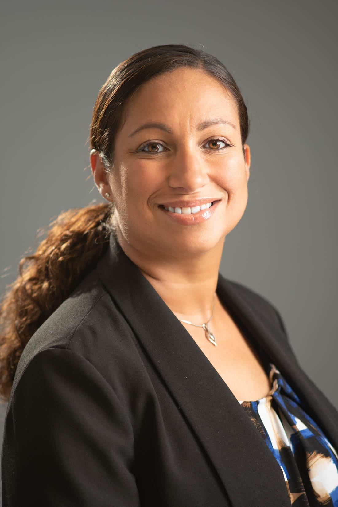 Lourdes Gee - Assistant Principal of Testing and Operations