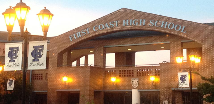... Welcome to First Coast High School!