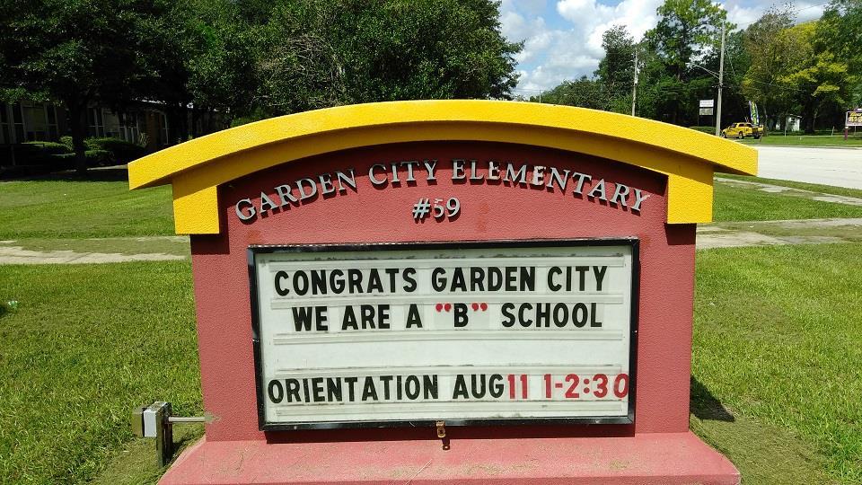Welcome To Garden City; 2017 Toy Finalists Banner; School Board 5