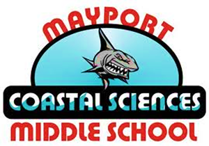 Mayport Coastal Sciences Middle School Logo
