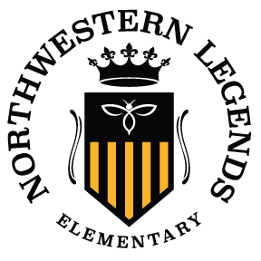 Northwestern Legends Logo