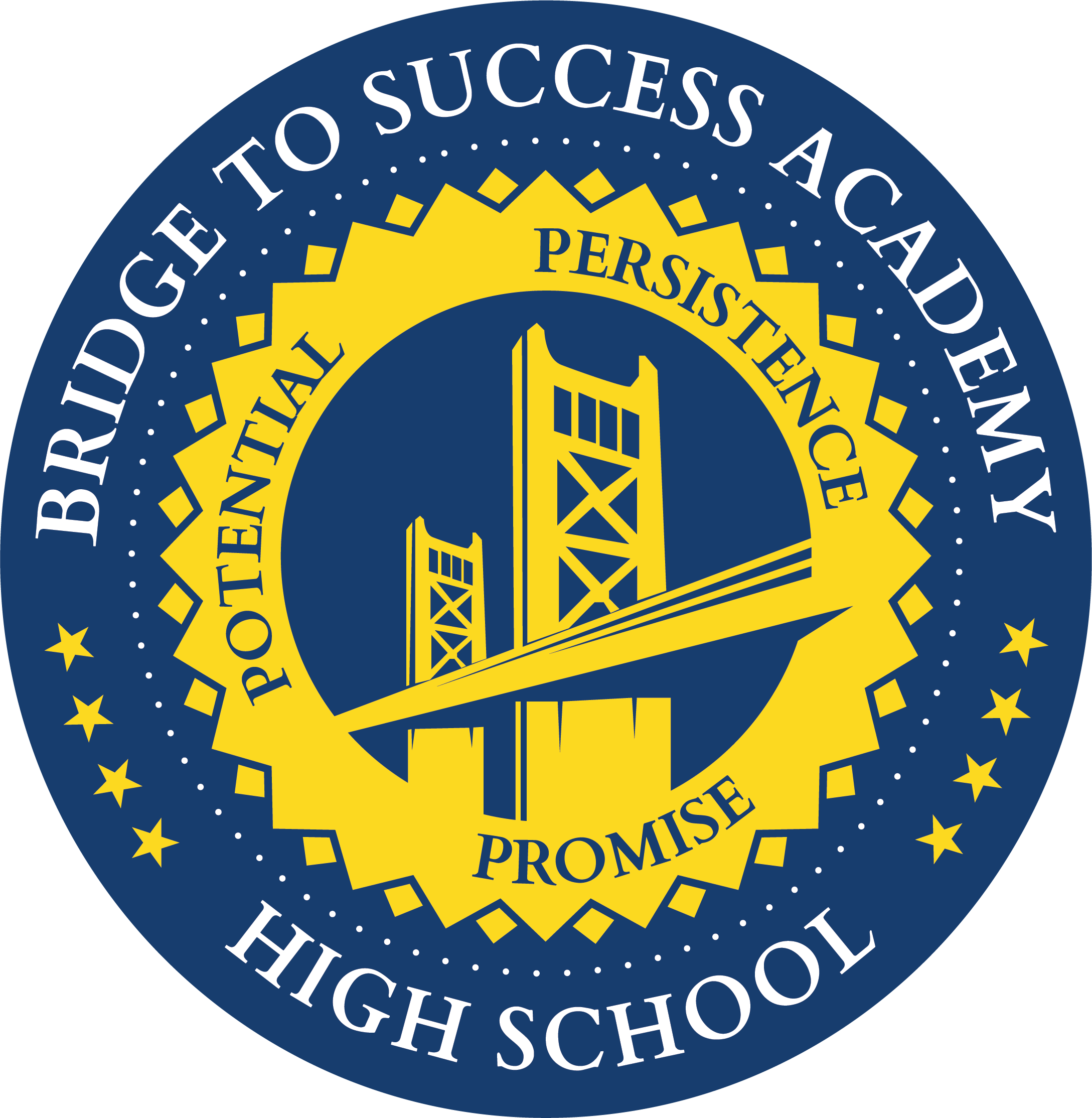 Bridge to Success Academy High School Logo