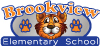 Brookview Elementary School Logo