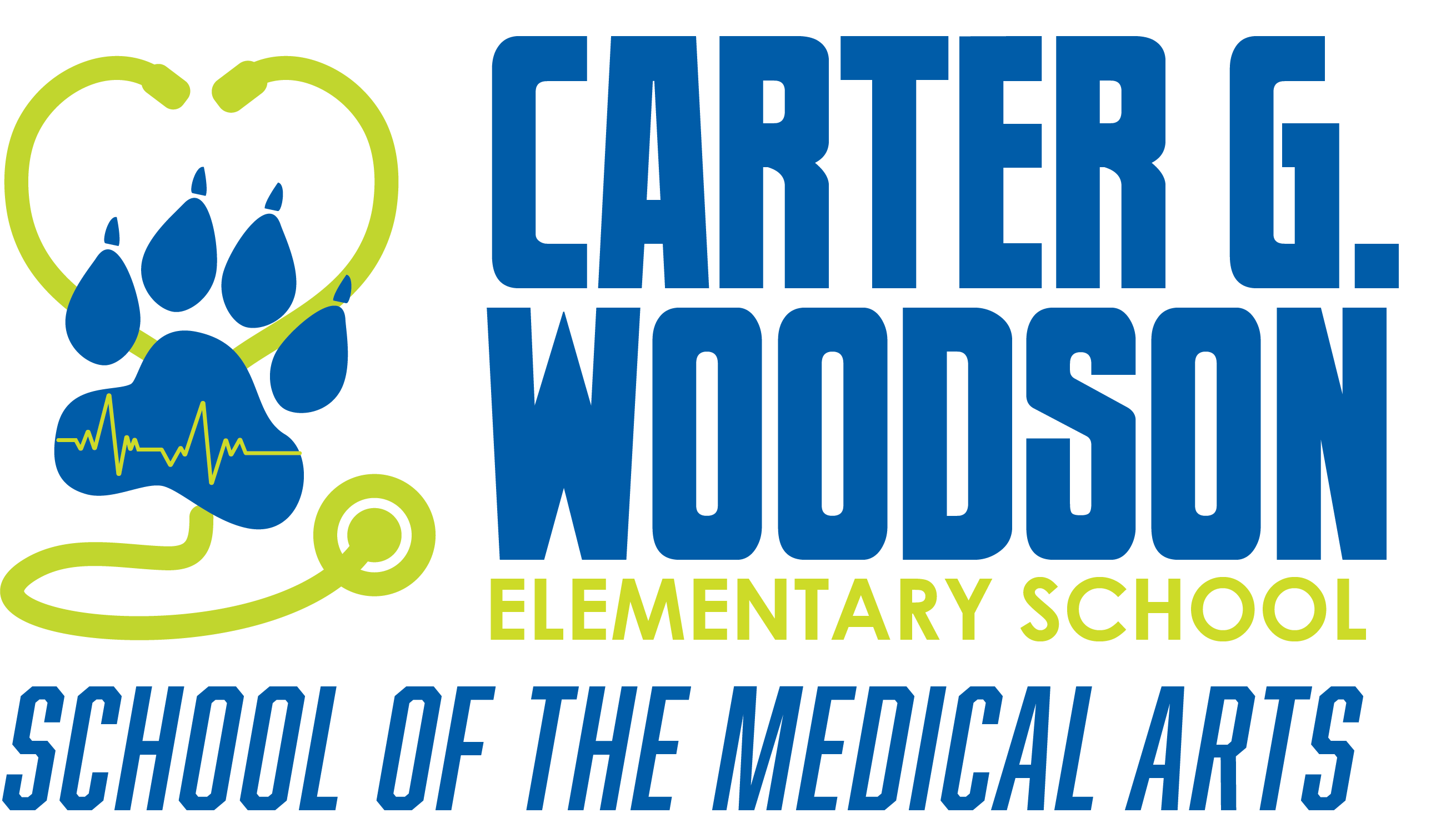 Carter G. Woodson Logo