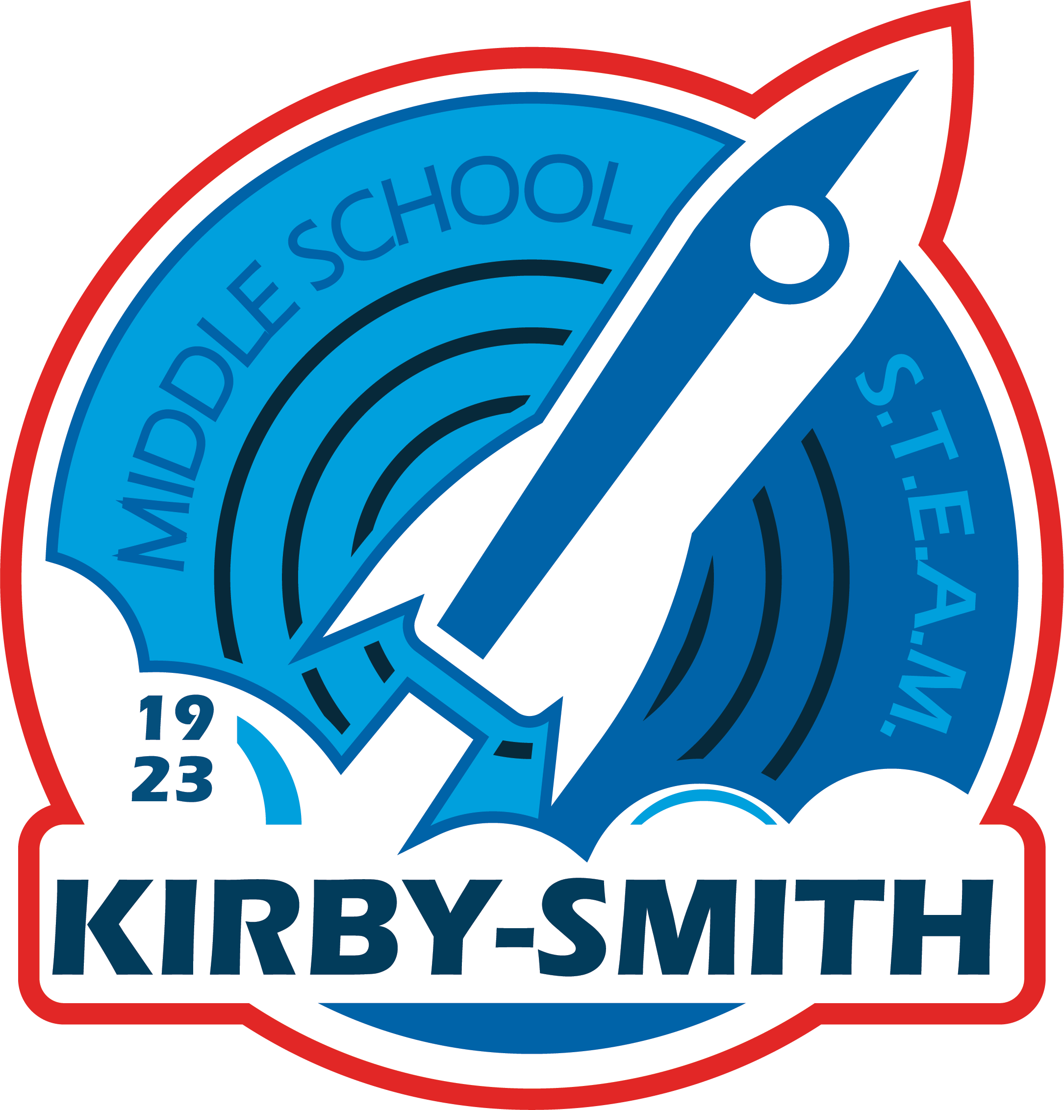 Kirby-Smith Middle School Logo