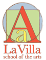 Lavilla School of The Arts Logo