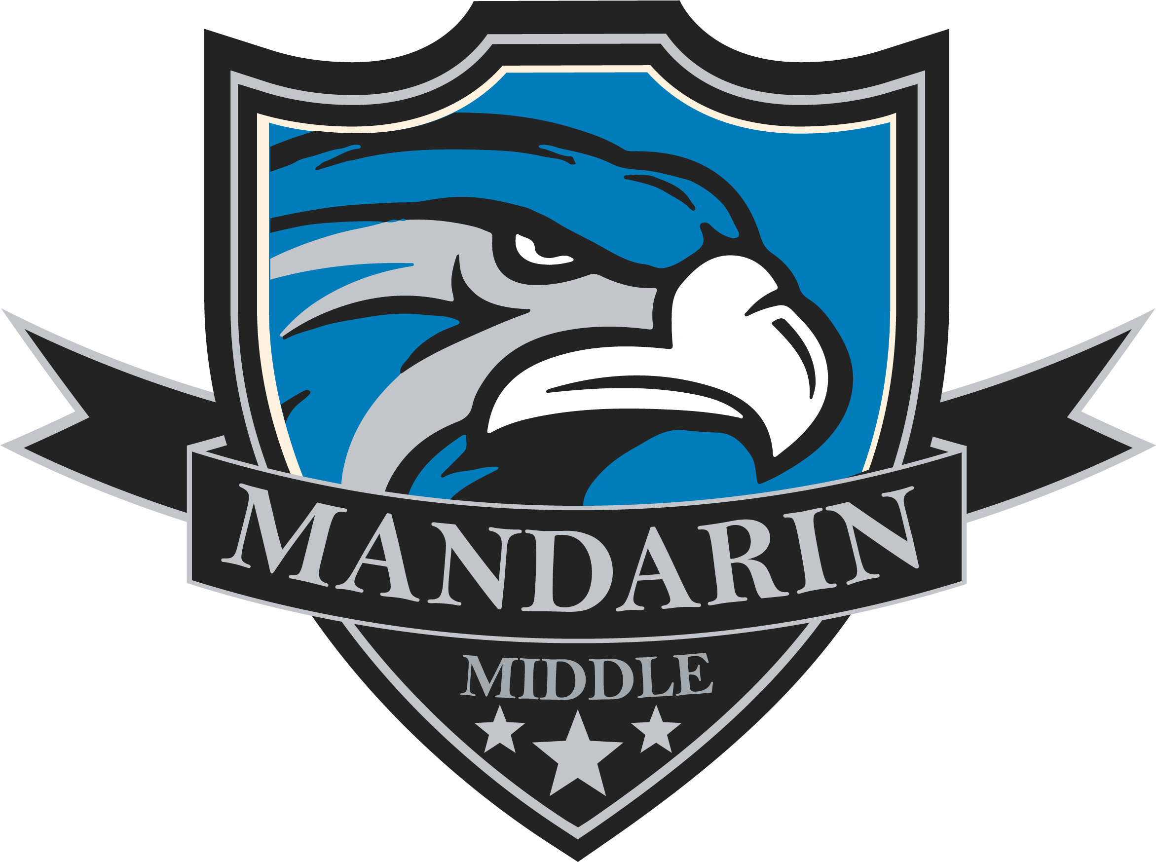 Mandarin Middle School Logo