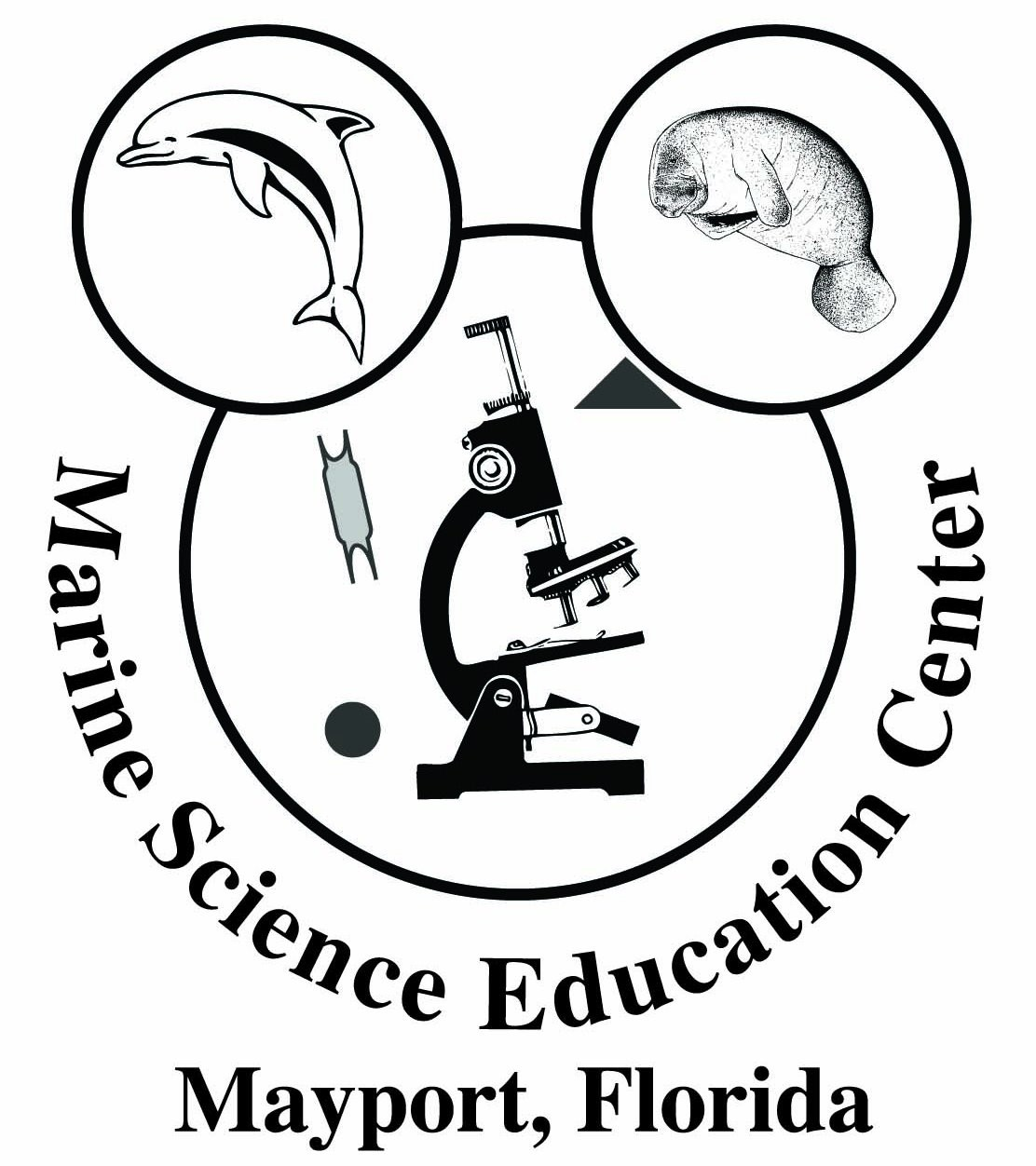 Marine Science Education Center Logo