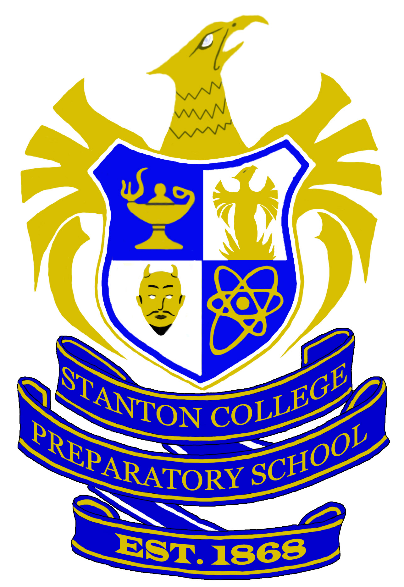 Stanton College Preparatory School Logo