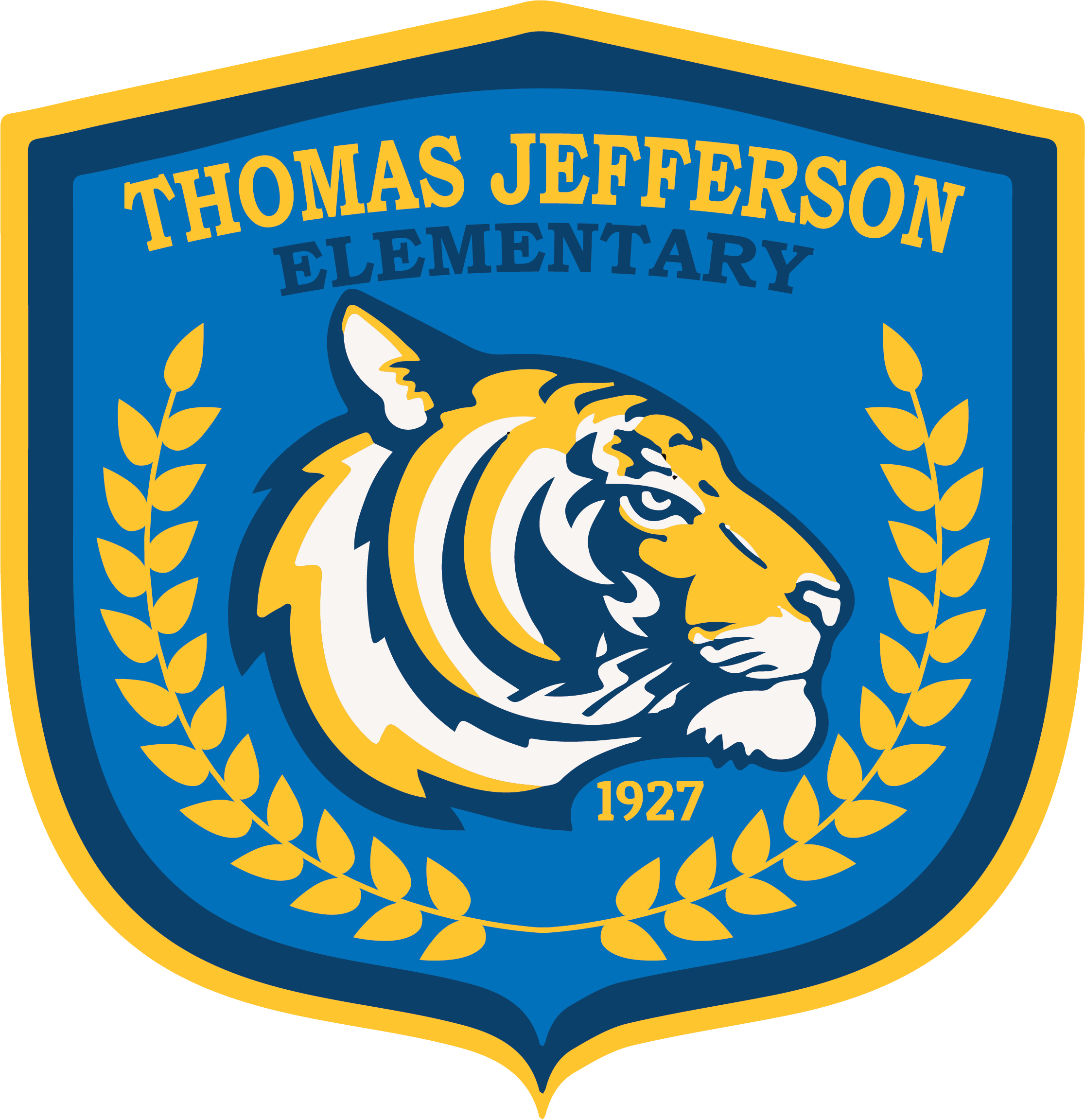 Thomas Jefferson Elementary School Logo
